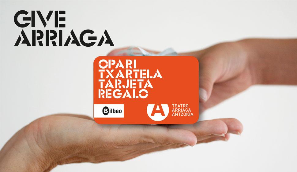 Arriaga Theatre gift card