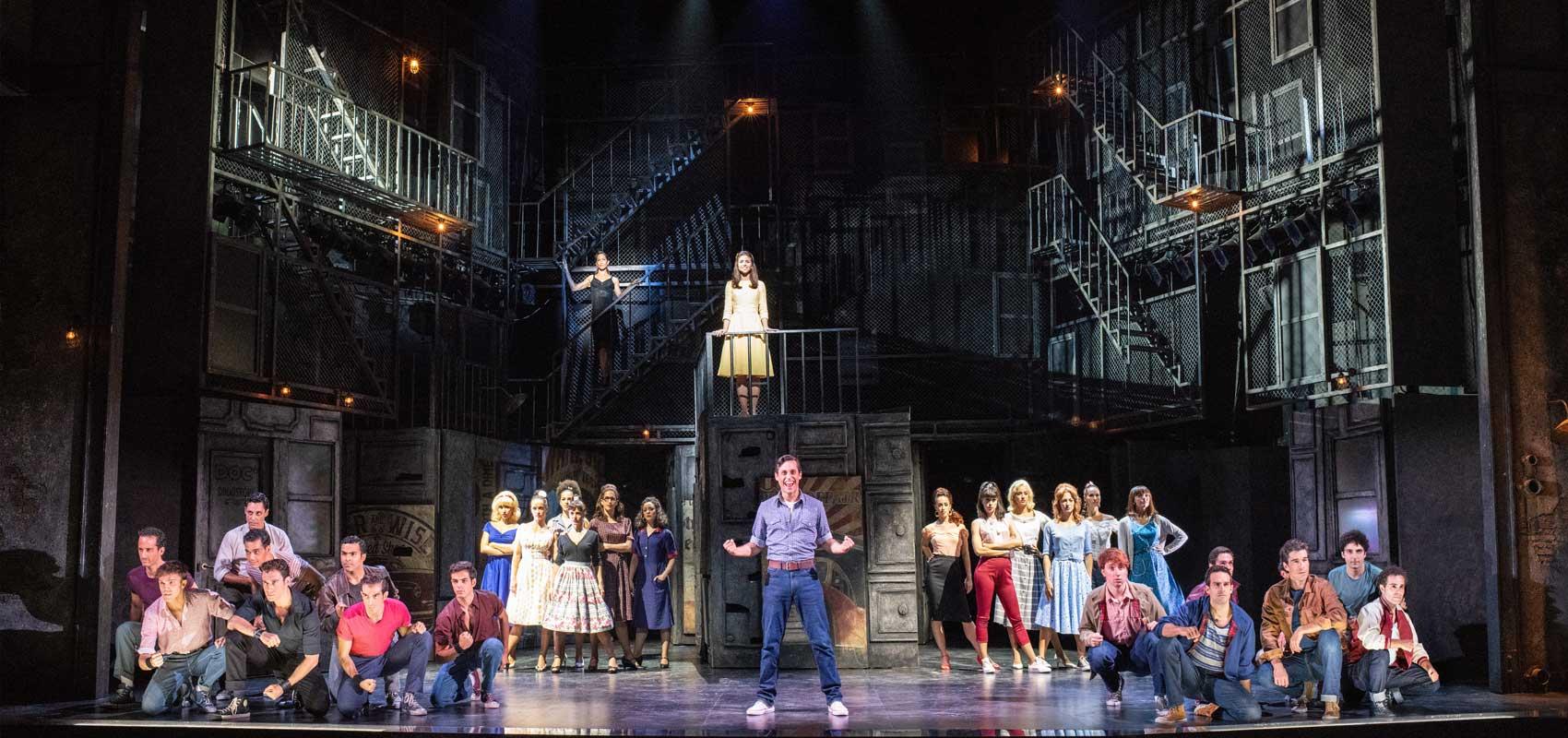 West Side Story Teatro Arriaga Bilbao